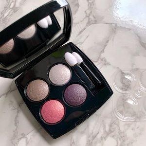 228 Tisse Cambon Chanel EyeShadow Quad